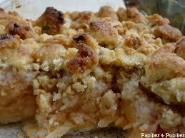 cuisiner des coings crumble aux pommes coings miel et noix