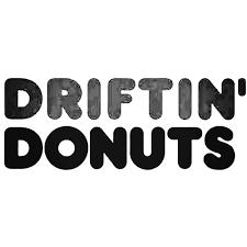Driftin Donuts Parody From Dunkin Decal Sticker