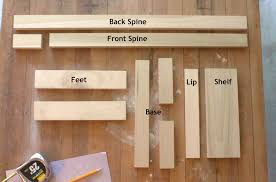 how to make a wooden tabletop easel plans diy free download how to