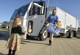 Going Viral: The Little Girl And The Trash Guy | Government And ... Blue Collar Millionaires The 30m Empire Built On Trash Schneider Truck Driver Salaries Glassdoor Going Viral Little Girl And The Guy Government City Reaches Agreement With Union Presenting Garbage Truck Snow Top 8 Driver Resume Samples Waste Management Supervisors Stenced For Hiring Undocumented Dsny New Yorks Garbage Trucks Youtube I Want To Be A What Will My Salary Globe Women Drivers Of Republic Services Las Haulers Make Great Money Thats Good Thing Los Trash Best Image Kusaboshicom