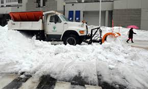 Bridgeport Official Seeks More Snow Plow Drivers - Connecticut Post
