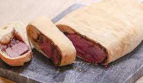 cuisiner le magret recette magret de canard en croûte à la figue recettes les plats