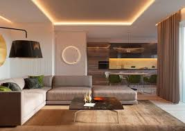 modern indirect ceiling lighting ideas for a pleasant ambience