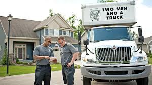 100 2 Men And Truck TWO MEN AND A TRUCK Franchisee Drew Worthington Moves From Mover To
