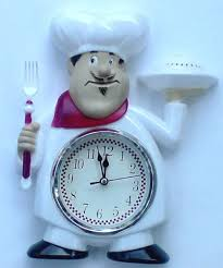 Fat Italian Chef Kitchen Theme by Fat Italian Chef Pizza Pie White Black Red 12 Hr Clock Kitchen