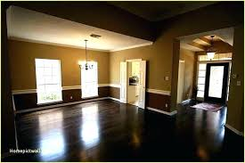 Dining Room Paint Ideas With Chair Rail Color