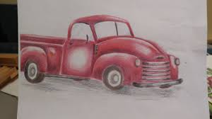 The Old Red Truck – Colored Pencil Drawing – Judy Vandiver Vector Drawings Of Old Trucks Shopatcloth Old School Truck By Djaxl On Deviantart Ford Truck Drawing At Getdrawingscom Free For Personal Use Drawn Chevy Pencil And In Color Lowrider How To Draw A Car Chevrolet Impala Pictures Clip Art Drawing Art Gallery Speed Drawing Of A Sketch Stock Vector Illustration Classic 11605 Dump Loaded With Sand Coloring Page Kids