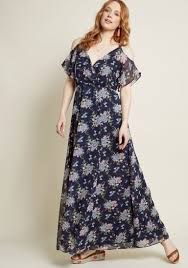 Wonder And Wow Maxi Dress