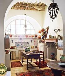 Rustic Boho Chic Kitchen