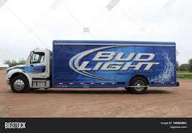 100 Bud Light Truck Spencer Wisconsin Image Photo Free Trial Bigstock