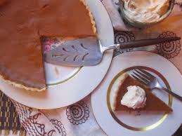 Skinnytaste Pumpkin Pie by Stirring The Pot Donna Hay U0027s Pumpkin Pie With Brown Sugar Mascarpone