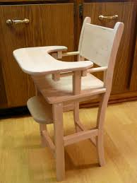 Doll High Chair 2