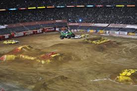 100 Monster Truck Show San Diego Just A Car Guy Jam 2012 Grave Digger Freestyle