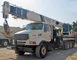 100 For Sale Truck National 18103 40Ton Boom Crane S Material
