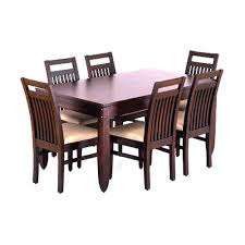 wooden dining table at rs 20000 set dining table shri sai