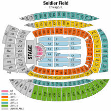 sol r field seating chart concert Plot