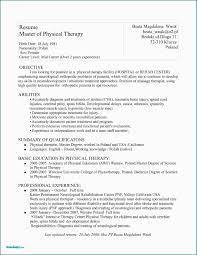 31 Sample Entry Level Respiratory Therapist Resume