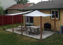 Patio Ideas ~ Patio Shade Covers Canopy Permanent Shade Canopy ... Backyard Covered Patio Covers Back Porch Plans Porches Designs Ideas Shade Canopy Permanent Post Are Nice A Wide Apart Covers Pinterest Patios Backyard Click To See Full Size Ace Solid Patio Sets Perfect Costco Fniture On Outdoor Fabulous Insulated Alinum Cover Small 21 Best Awningpatio Cover Images On Ideas Pergola Beautiful Cloth From Usefulness To Style Homesfeed Best 25