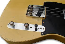 Relic Guitar Finishes Available At B Hefner Company