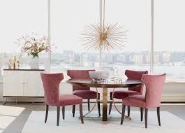 A Nod To Art Deco Dining Room Main Image