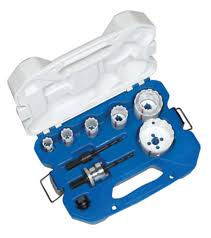 Tile Hole Saw Kit by Airgas Amt29985 Lenox Master Grit 10 Piece Contractor U0027s Hole