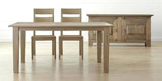 Crate And Barrel Dining Room Crate Barrel Dining Table And Chairs