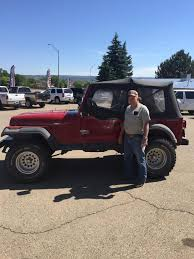 CHARLIE's New 1988 Jeep Wrangler! Congratulations And Best Wishes ... Preowned Trucks Sherwood Freightliner Sterling Western Star Inc Buy Used Pickup Cheap Elegant Pre Owned 1999 Toyota Ta A Chevrolet 2018 Cventional 2017 Terex Launches Website To Trade Used Trucks Machinery Pmv For Sale Truck Second Hand Gmc Columbus Ohio Inspirational For Sale New Cars Find Awesome Lincoln Me Vehicles Chevy 2008 Silverado 1500 Lt Younger Toyota We Have Certified Preowned Ford Car Specials Davenport Dealer In Ia Dodge Heavy Duty 2003 2009 Ram 2500 3500 In Hattiesburg Ms