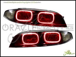 Oracle 93 98 Nissan Skyline R33 GTR Zenki LED Halo Rings