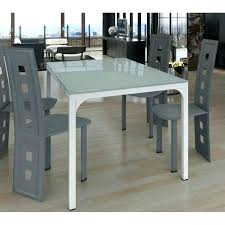 table cuisine verre trempé table en verre trempe mrsandman co