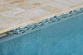 beautiful decoration waterline pool tiles tasty waterline pool