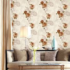 104 Home Decoration Photos Interior Design China Vinyl 3d Flower Wallpaper For China Wallpaper 3d Wallpaper