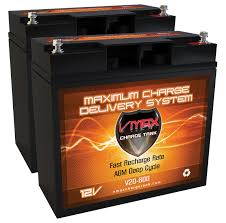 Hoveround Power Chair Batteries leoch lp12 27 agm non spillable hoveround battery replacement mpv5