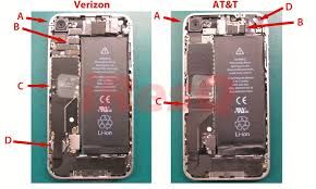 Verizon iPhone 4 A Closer Look iPod Repair iPhone Repair