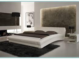 simple wood platform bed