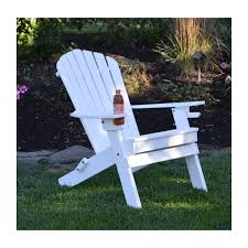 Amish Made Recycled Plastic Adirondack Chair With Two Cup Holders And  Folding Frame - 45 Lbs. Black Resin Adirondack Chairs Qasynccom Outdoor Fniture Gorgeus Wicker Patio Chair Models With Fish Recycled Plastic Adirondack Chairs Muskoka Tall Lifetime 2pack Poly Adams Mfg Corp Stackable Plastic Stationary With Gracious Living Walmart Canada Rocking