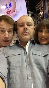Rob Zombie Halloween 2007 Cast by Selfie From The Cast Of Childrenshospital Rob Huebel Rob