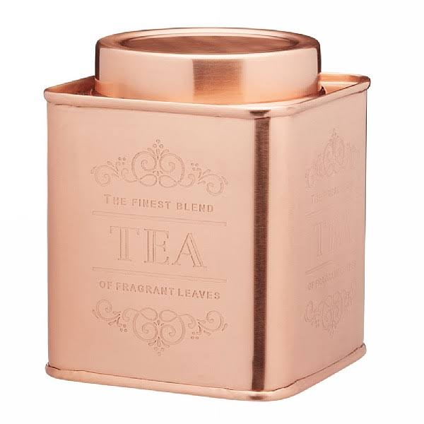 Le Xpress Copper Tea Storage Tin