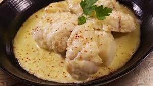 recette lotte et sa sauce inratable sauce poisson facile