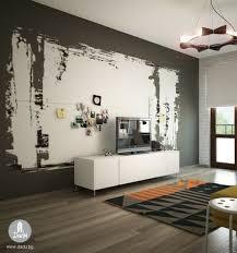peinture mur chambre chambre ado au design déco sympa et original chambre ado peinture