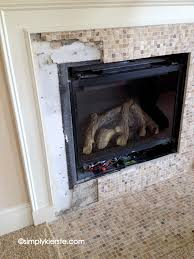how to replace fireplace tile cool home design marvelous