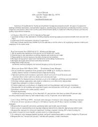 Culinary Resume Examples Of Resumes Lowes Example Service Manager