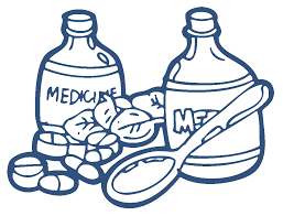 Medicine clipart safe 1