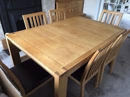 John Lewis Monterey Dovetail Solid Oak Extending Dining Table