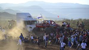 100 Monster Truck Crashes Crash Kills Eight At Outdoor Event In Mexico NCPR News