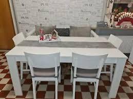 tisch beton küche esszimmer ebay kleinanzeigen