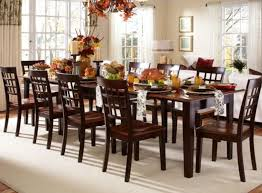 Alluring Dining Table Seat 10 8 Seater Room Dimensions Size For