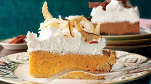 Pumpkin Chiffon Pie With Cool Whip by Watch This Genius Pie Slicing Trick From A Southern Chef