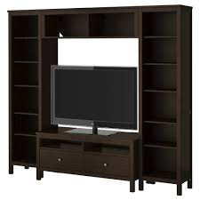 Bekkestua Headboard Attach To Wall by Hemnes Tv Storage Combination Black Brown Ikea 499 00 Would