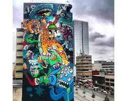 David Alfaro Siqueiros Murales Importantes by Murales Más Grandes De Bogotá Cartel Urbano