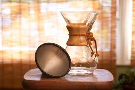 Kone 3 Filter And Chemex Brewer